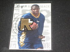 TRUNG CANDIDATE RAMS ROOKIE AUTHENTIC EVENT GAME USED JERSEY FOOTBALL CARD
