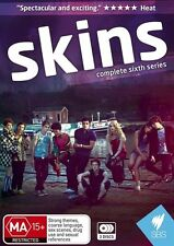 Skins Series 6 NEW R4 DVD