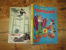 WALT DISNEY TOPOLINO LIBRETTO NUMERO 918 PRESENTI PUNTI CLUB 1 LUGLIO 1973