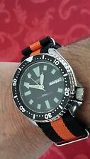 SEIKO DIVER 6309- 729A -AUTOMATIC OROLOGIO VINTAGE WATCH 1977. Revisionatissimo