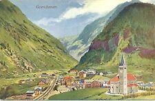 Goeschenen, Gesamtansicht, um 1910