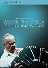 PIAZZOLLA,ASTOR-LIVE AT THE MONTREAL JAZZ FESTIVAL DVD NEW