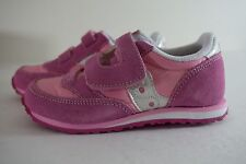 Saucony Baby Toddler Leather Pink White Girls Shoes Sneakers Size 10 M