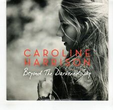 (GR82) Caroline Harrison, Beyond the Darkened Sky - 2013 CD