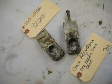 YAMAHA 1986 YZ250 CHAIN ADJUSTERS H-262