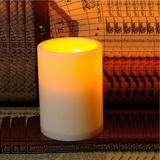 LED Battery Operated Flameless Electric Candle Tea Light Wedding Bedroom Decor