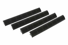 ERGO GRIPS M-LOK WedgeLok® Slot Cover Grip - 4 Pack - BLACK # 4332-4PK-BK