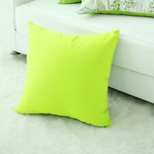 Best Selling Large Clearance Nice Micro Suede Pillow Case Cushion Cover Markdown