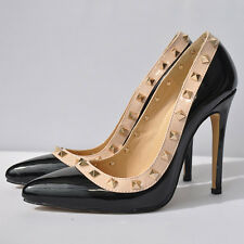 WOMENS SEPCIAL POINTED STILETTO HIGH HEELS COURT PARTY SHOES UK SIZE 2-9