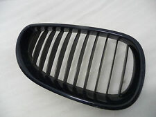 Orig BMW E60 E61 Ziergitter Chrom Niere Frontgrill R Limousine Touring 7065702