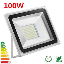 100W Cool White LED SDM Flood Light Outdoor Garden Patio Security Lamp 220V IP65