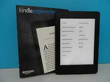 Amazon Kindle Paperwhite 2 DP75SDI 4GB - Black - eBook Reader (ML1333)