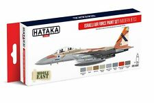 Hataka HTK-AS62 Israeli Air Force Modern Jets Late 1970s-Present Paint Set