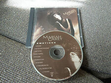 Mariah Carey Emotions RARE US Picture CD Album