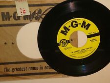 Connie Francis Lock up your heart I'm sorry i made you cry 45 MGM K12647 VG+