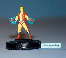 Marvel Heroclix Superior Foes of Spider-Man 014 Shocker Common