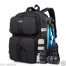 DSLR SLR Best Backpacks for Camera Case Photography Accessories Bag Color Black