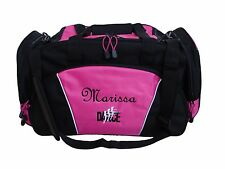 Personalized Embroidered Duffel Bag Large Dance Ballet Competition Dancers Jazz