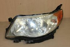 09 13 SUBARU FORESTER HEAD LIGHT LAMP HEADLIGHT ASSEMBLY GENUINE FACTORY OEM L
