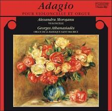 Adagio pour Violoncelle et Orgue, New Music
