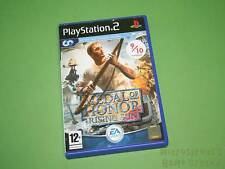 Medal Of Honor Rising Sun Sony PlayStation 2 PS2 Juego-Ea Games