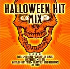 Halloween Hit Mix by Various Artists (CD, Apr-2011, Sony Music Distribution...