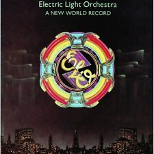 ELECTRIC LIGHT ORCHESTRA A New World Record CD BRAND NEW Bonus Tracks ELO