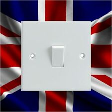 Union Jack/Flag Electrical Light Switch Surround Printed Vinyl Wall Sticker