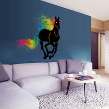 Colorful Horse Wall Stickers,Wall Decals SK_FUHA