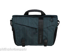 Tenba Messenger DNA 11 COBALT Camera Bag   Quick Access to your gear fast!