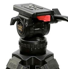 Teris V12 Professional Tripod Fluid Head 100mm bowl Load 12KG for Video camera