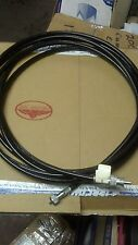 "KENWORTH PETERBILT FREIGHTLINER CABOVER MECHANICAL SPEEDOMETER CABLE 225"" 1H-225"