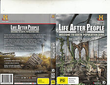 Life After People-Series-[All 20 Episodes 6 Disc]-2015-History Channel-DVD