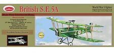 Guillow British SE5-A Balsa Aircraft Kit (G202)