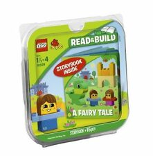 NEW LEGO 10559 RetiredDuplo Read & Build  A Fairy Tale Toy Set Ages1-4 Free Ship