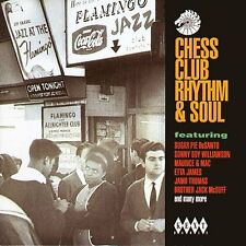 CHESS CLUB RHYTHM AND SOUL - VARIOUS ARTISTS - CDKEN 134