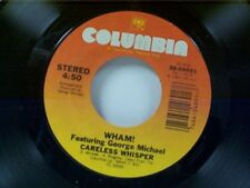 "WHAM ""CARELESS WHISPER / INSTRUMENTAL"" 45 MINT"