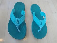 Nike Women's Flex Motion Slip On Thong Sandles Size: 6 Med $40