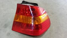 BMW E46 02-05 325i 330i 4 door taillight passenger right side AMBER OEM 6907934
