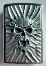 Scream of Sand Zippo. Free U.K. postage. Signed for secure delivery