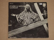 "Leon russell-If I were A Carpenter - 7"" 45"