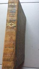 Leçons et modèles de littérature française ancienne et moderne –volume II-1856