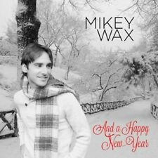 Mikey Wax - And a Happy New Year [New CD]