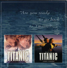 James Horner ‎CD Are You Ready To Go Back To Titanic? - Limited Edition - Promo