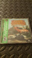 DUKES OF HAZARD: RACING FOR HOME SONY PLAYSTATION 1 COMPLETE IN GOOD (PS1)