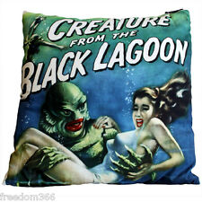 Art Cushion Covers - Cinema Gothic - The Creature from the Black Lagoon