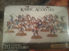 WARHAMMER AGE OF SIGMAR TZEENTCH ARCANITES KAIRIC ACOLYTES - NEW AND SEALED