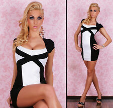 Sexy exotic unique stunnung mini micro dress cocktail clubwear dancewear beach