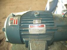 "RELIANCE 7.5HP ELECTRIC MOTOR 1750RPM 213TC ""XT"" MADE USA 230 460V"