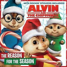 Alvin and the Chipmunks: The Reason for the Season by Jodi Huelin (Paperback,...